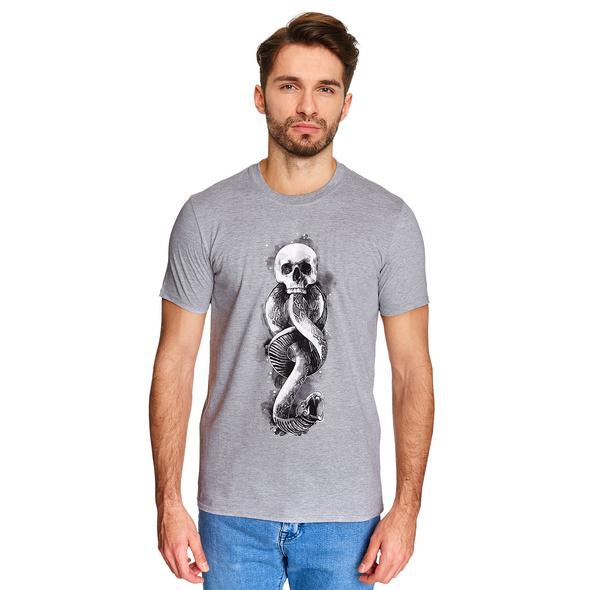 Harry Potter - Das Dunkle Mal T-Shirt grau