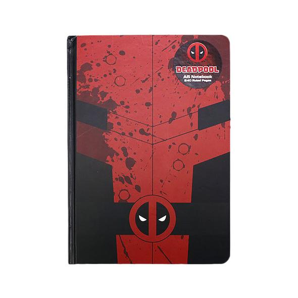 Deadpool - Lookalike Notizbuch A5