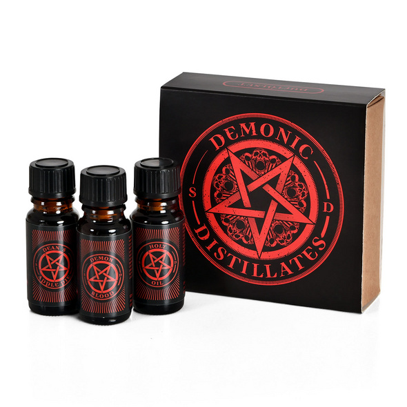 Duftöl Set für Supernatural Fans