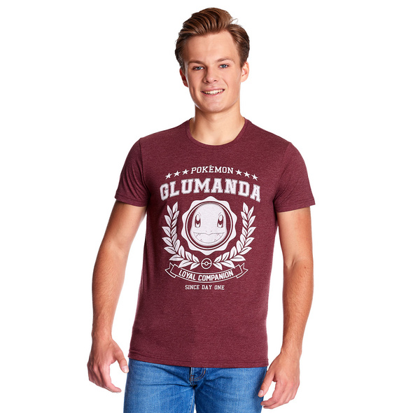 Pokemon - Glumanda Loyal Companion T-Shirt rot