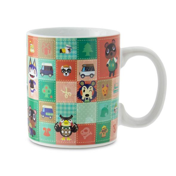 Animal Crossing - Characters Thermoeffekt Tasse