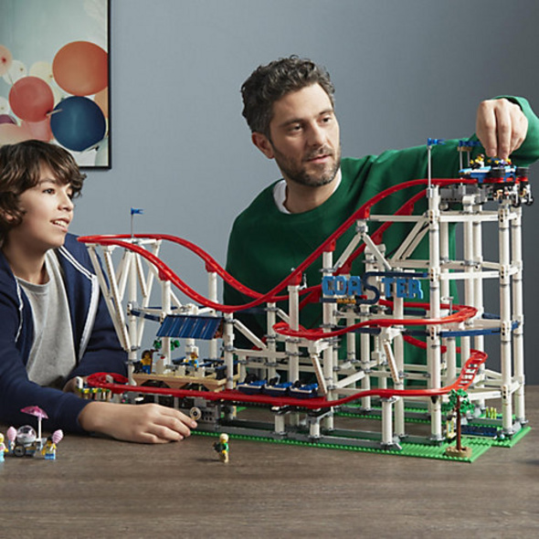 LEGO 10261 Creator Expert: Achterbahn