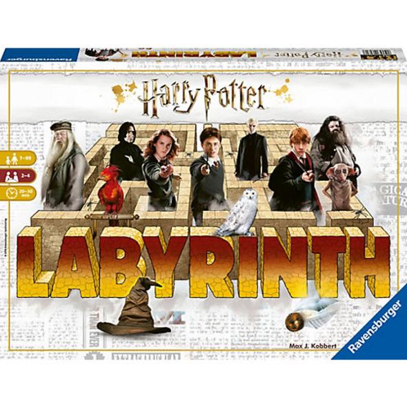 Labyrinth: Harry Potter