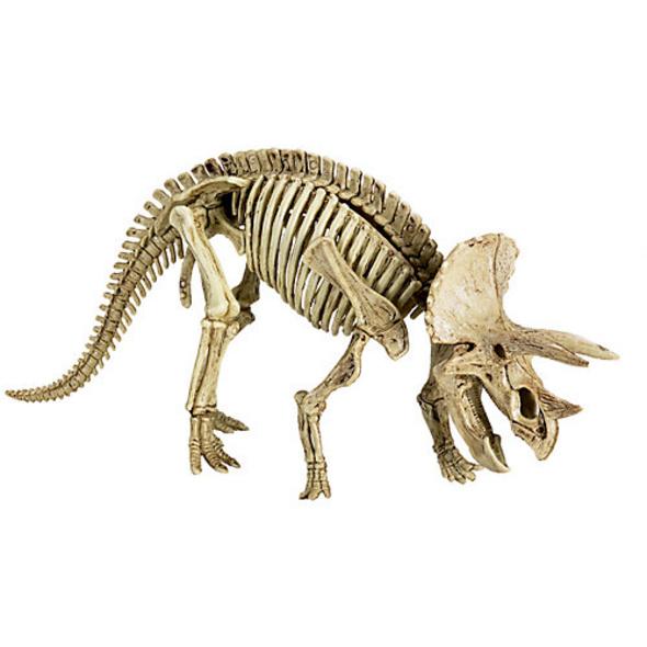 Ausgrabungsset Triceratops T-Rex World (ca.18x7x4 cm)