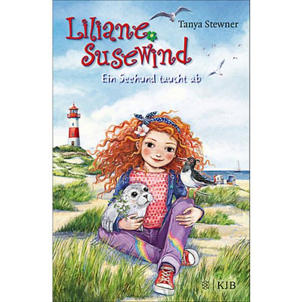Liliane Susewind: Ein Seehund taucht ab, Band 13