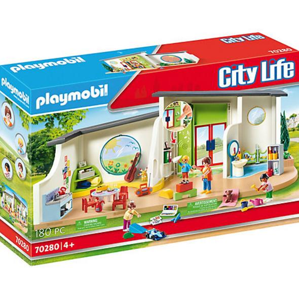"""PLAYMOBIL® 70280 KiTa """"Regenbogen"""""""