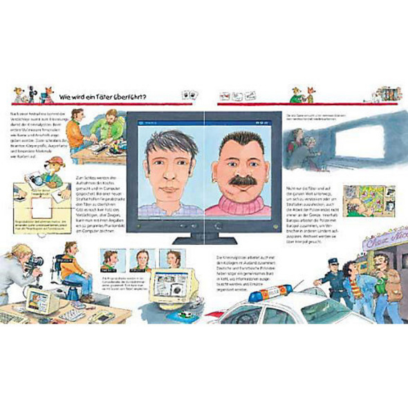 WWW Alles über die Polizei