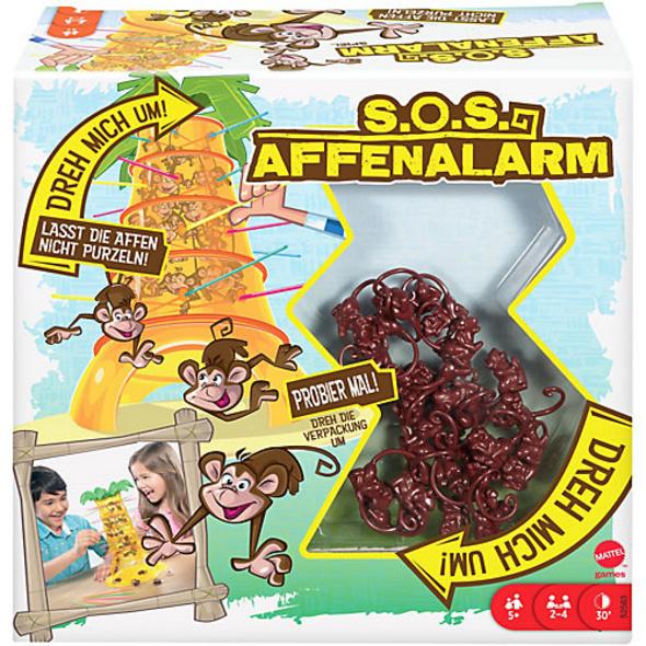 S.O.S. Affenalarm, Super Toy Club Spiel