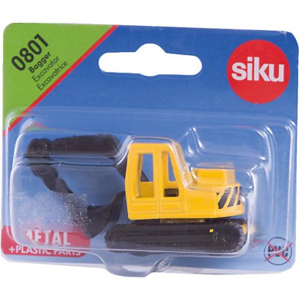 SIKU 0801 Bagger