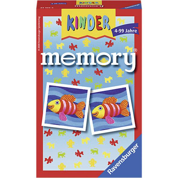 Mitbringspiel memory®, 48 Karten (24 Paare), Kinder