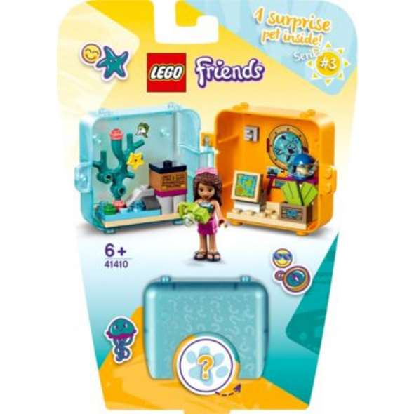 LEGO® Friends Magische Würfel 41410 Andreas Sommer Würfel - Tauchschule
