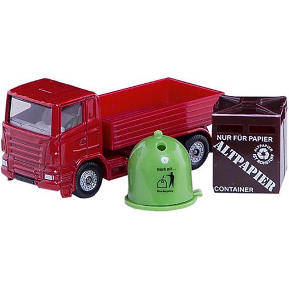 SIKU 0828 Recycling-Transporter