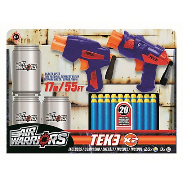 Blaster Tek 3 Doppelpack, inkl. 20 Darts