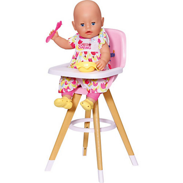 BABY born® 829271 Hochstuhl