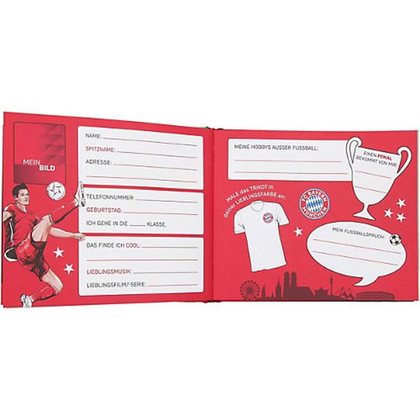 FC Bayern München Freundebuch Spieler