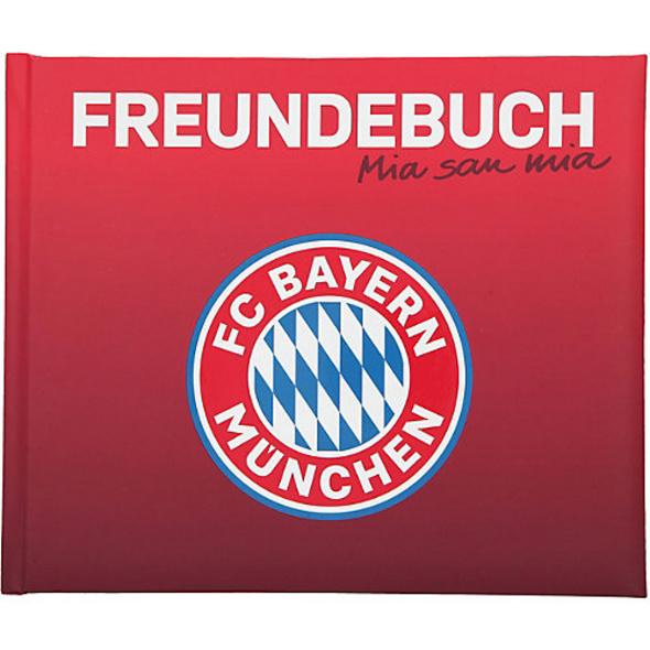 FC Bayern München Freundebuch Logo