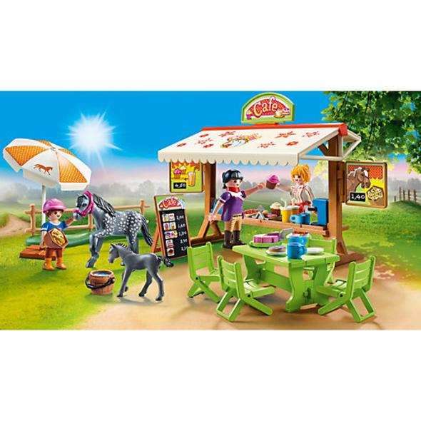 Pony - Café