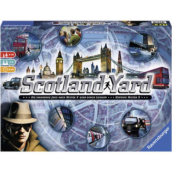 SPIEL DES JAHRES 1983 Scotland Yard Neuauflage