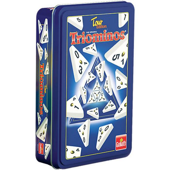 Triominos Tour-Edition