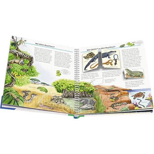 WWW Alles über Reptilien