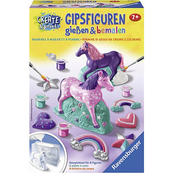 Create & Paint  Gipsfiguren Fantasy Horse