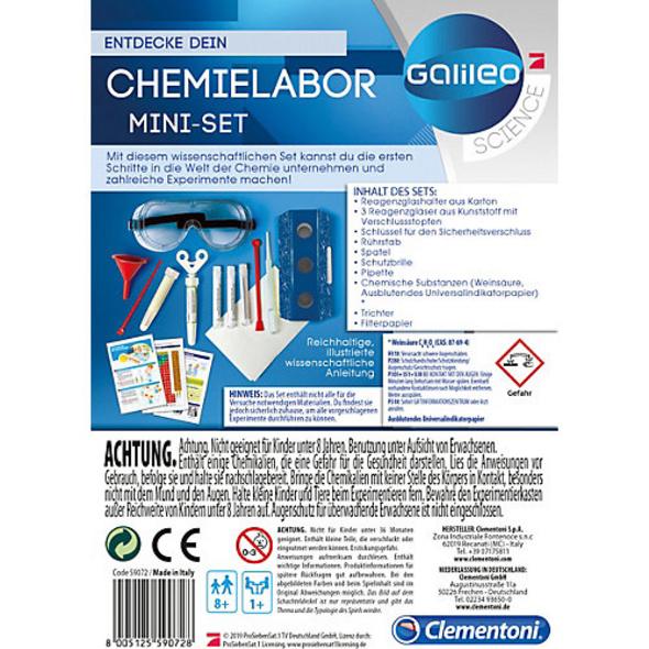 Galileo - Mini Chemielabor