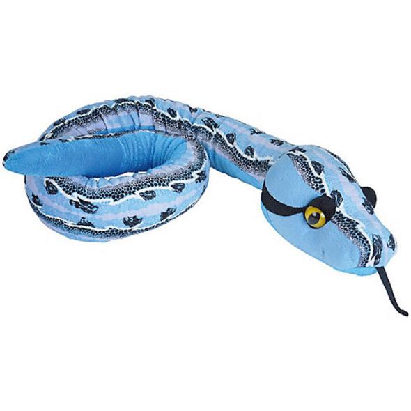 Snakesss Schlange Windschatten blau, 54 cm