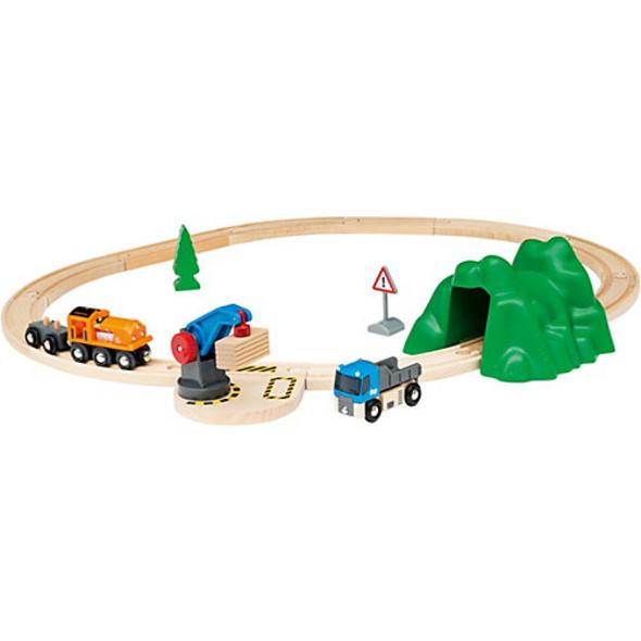 Starterset Güterzug mit Kran A