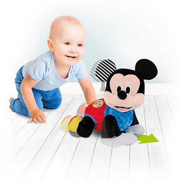 Krabbelnder Baby Mickey
