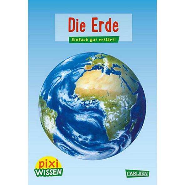 Pixi Wissen: Die Erde