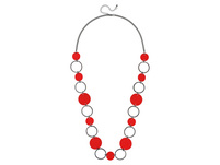 Kette - Lovely Red
