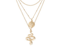 Ketten-Set - Orient Snake