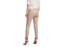 Slim Fit: Hose im Chintz-Look - 7/8-Jeans