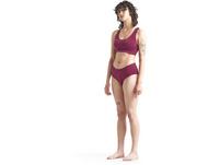 Icebreaker Cool-Lite Anatomica Seamless BH Damen
