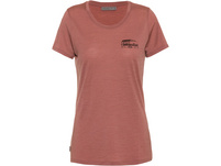 Icebreaker TECH LITE THE GOOD LIFE Funktionsshirt Damen