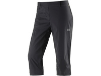 Jack Wolfskin Activate Light 3/4 Wanderhose Damen