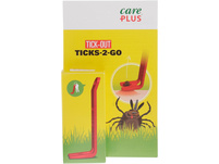 Care Plus Tick Out Ticks-2-Go Zeckenset