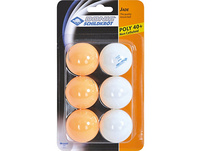 Tischtennisball Jade Poly 40+, 6er Pack