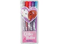 Miss Melody Glitter Gelroller, 5 Farben
