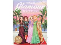 TOPModel Sickerbuch Glamour Stickerworld