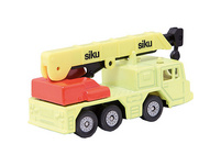 SIKU 1326 Hydraulischer Kranwagen