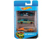 Hot Wheels 3er Geschenkset Sortiment