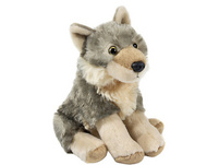 Cuddlekins Mini Wolf 20cm