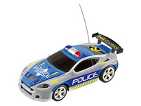 Mini RC Car Police
