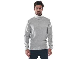 Pullover aus Bouclegarn