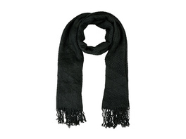 Schal - Black Shimmer