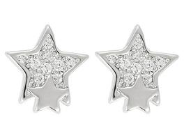 Ohrstecker - Funky Star