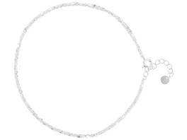 Fußkettchen - Silver Shine