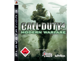 Activision Call of Duty 4 - Modern Warfare