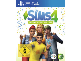 Electronic Arts Die Sims 4 Deluxe Party Edition